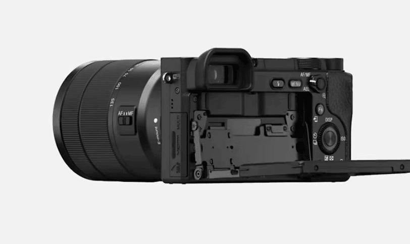Sony A6400 - Blog SFAM