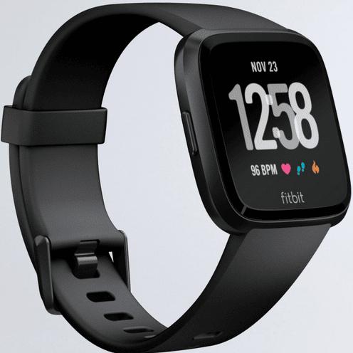 Fitbit Versa - Blog SFAM