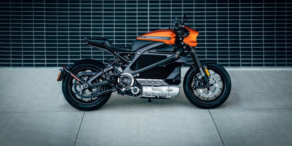 Harley Davidson electrique- Blog SFAM