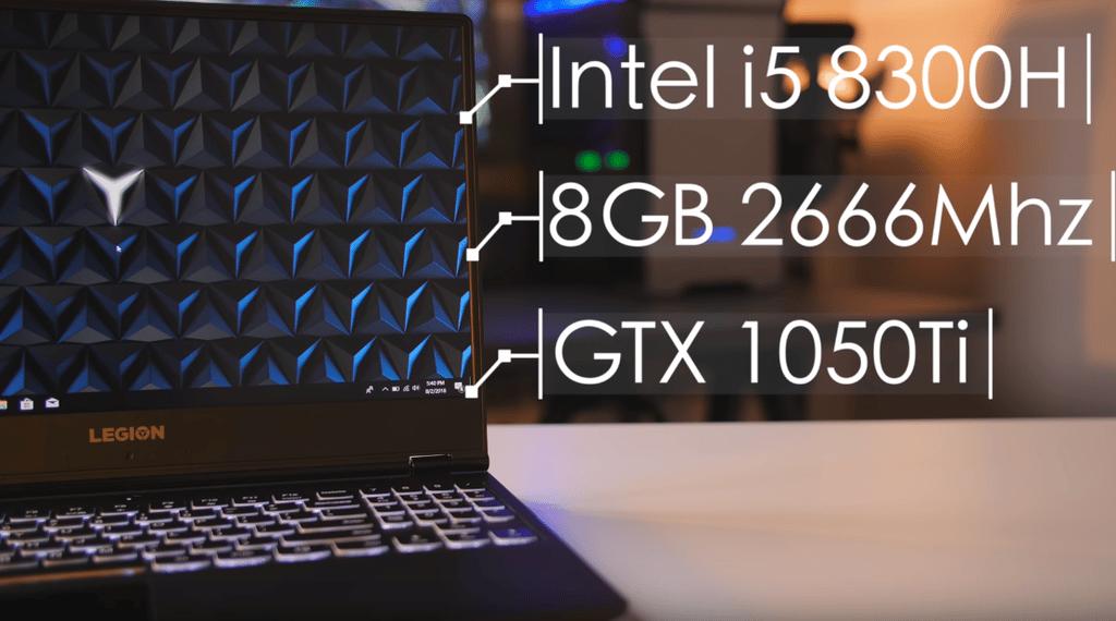 Lenovo Legion Y530 caracteristiques techniques - Blog SFAM