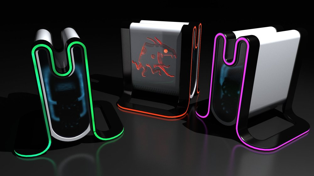 Mad Box console - blog SFAM
