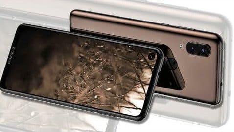 Motorola P40 smartphone - Blog SFAM