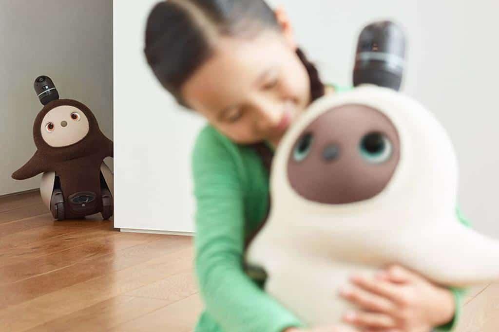 Robot Amour Enfant - Blog SFAM