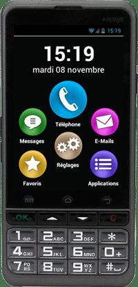 Téléphone malvoyant SmartVisionLite - Téléphone sénior SmartVisionLite - Blog SFAM