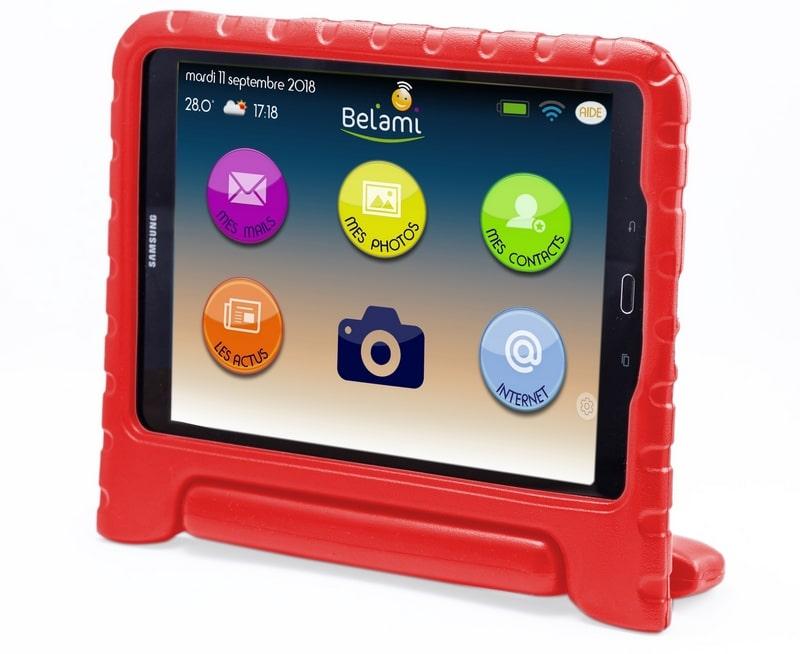 Tablette fracture numérique - Blog SFAM