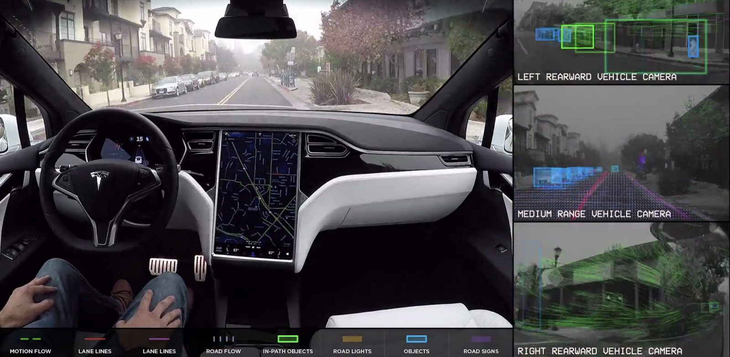 Tesla dashcam Sentinelle - Blog SFAM