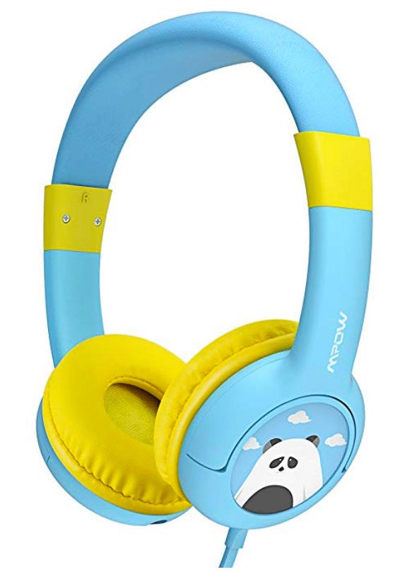 casque audio enfant filaire Mpow - Blog SFAM