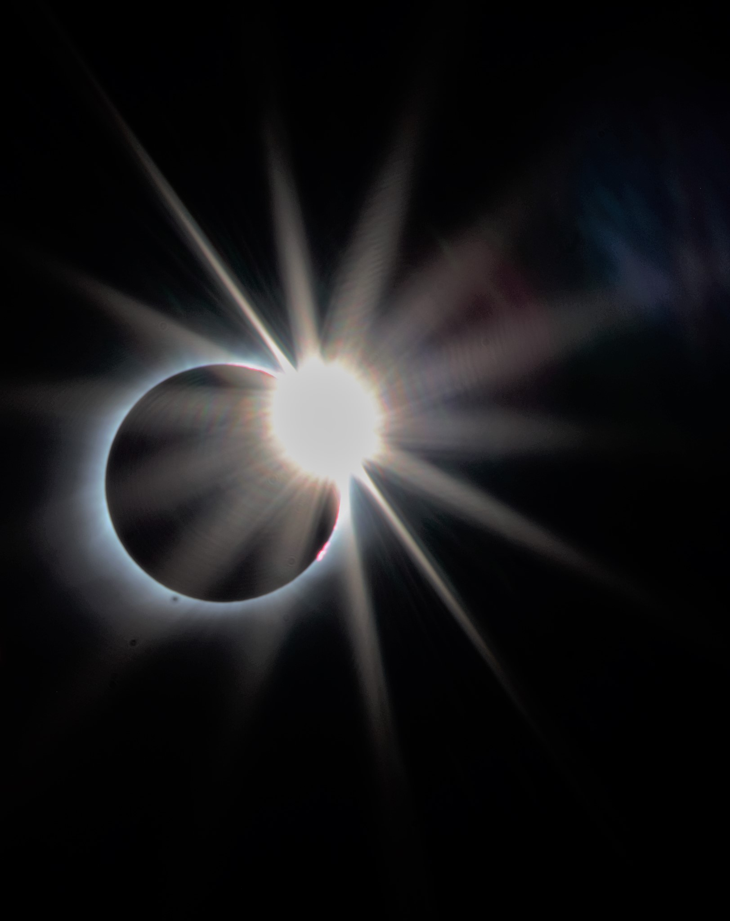 eclipse lunaire application 3D - Blog SFAM