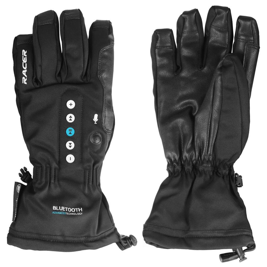 gants racer bluetooth - Blog sfam