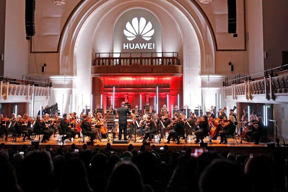 symphonie schubert smartphone huawei - Blog SFAM
