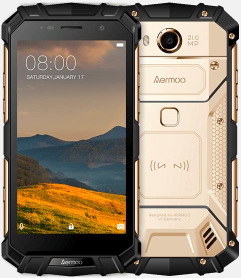 Aermoo smartphone incassable - Blog SFAM