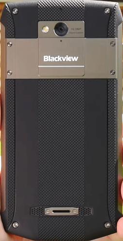 Blackview BV8000S - Blog SFAM