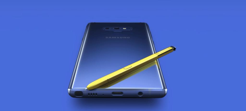 Galaxy 9 - Blog SFAM