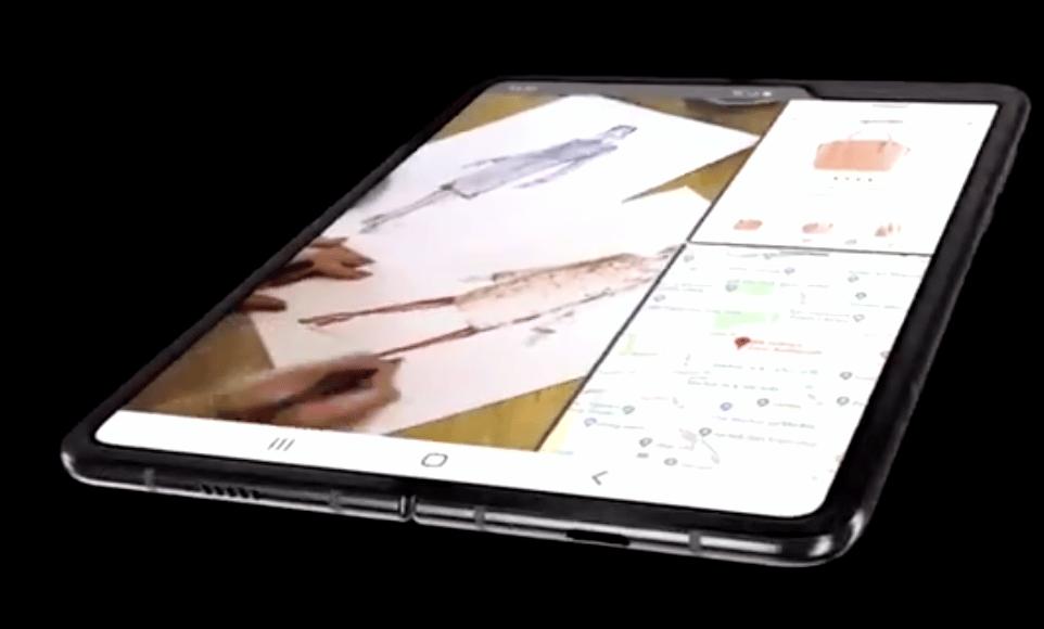 Galaxy Fold Samsung - Blog SFAM