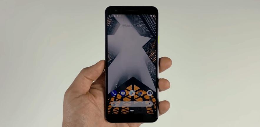 Google Pixel 3 - Blog SFAM