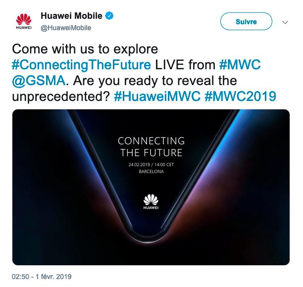 Huawei mobile mobile world congress - Blog SFAM