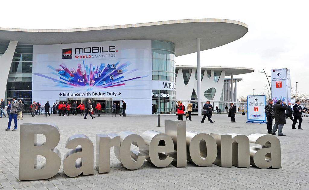 Mobile World Congress smartphone LG - Blog SFAM