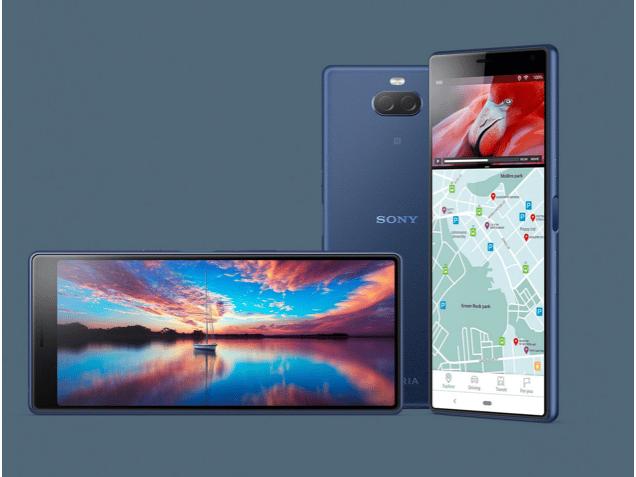 Sony grand écran - Sony Xperia X10 - Blog SFAM