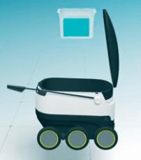 Starship robot livreur - Blog SFAM
