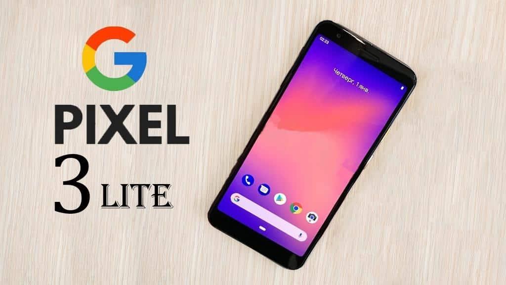 pixel 3 lite terminaux google - Blog SFAM
