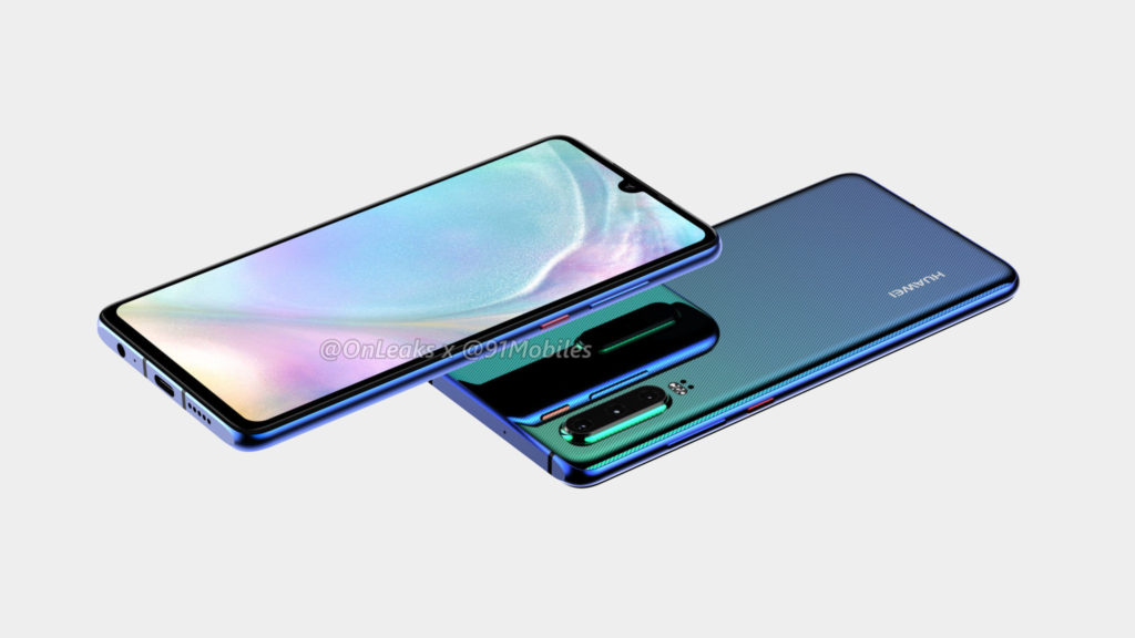 smartphones huawei p30 photo - Blog SFAM