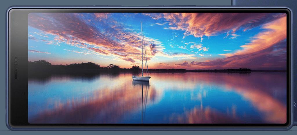 Sony grand écran - Sony Xperia - Blog SFAM