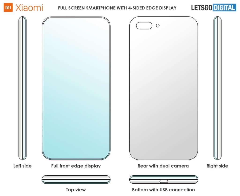 xiaomi-smartphone-quatre-bords-incurves Blog SFAM