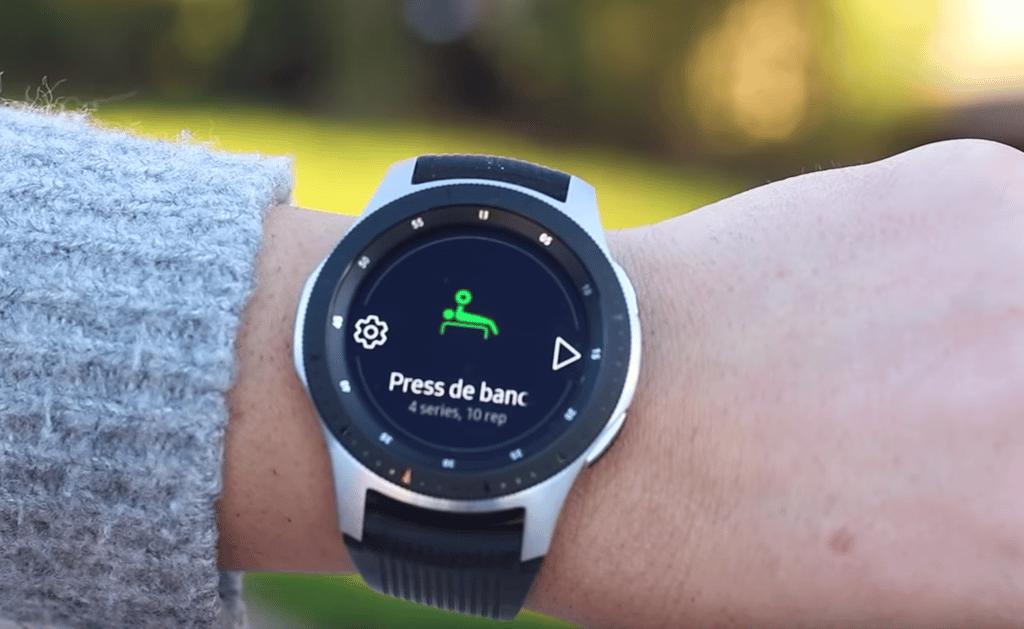 Galaxy Watch - Blog SFAM