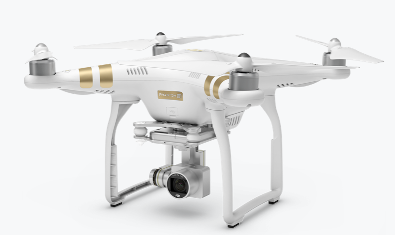 DJI PHANTOM 3 SE - BLOG SFAM