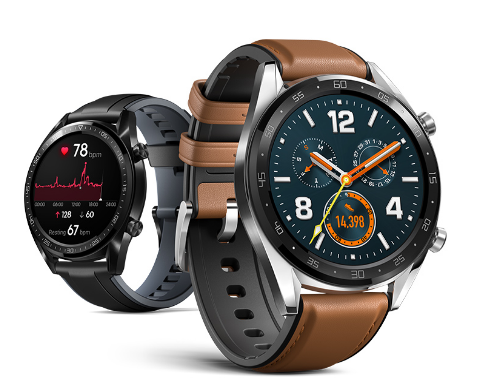 Huawei Watch GT montre connectee sport - Blog SFAM