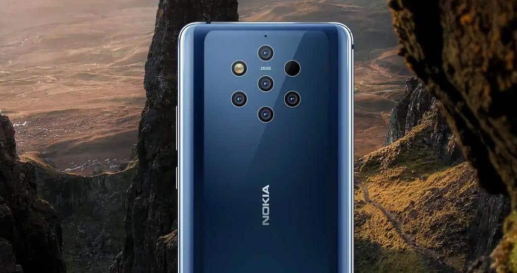 Nokia 9 Pure View capteurs photos - Blog SFAM