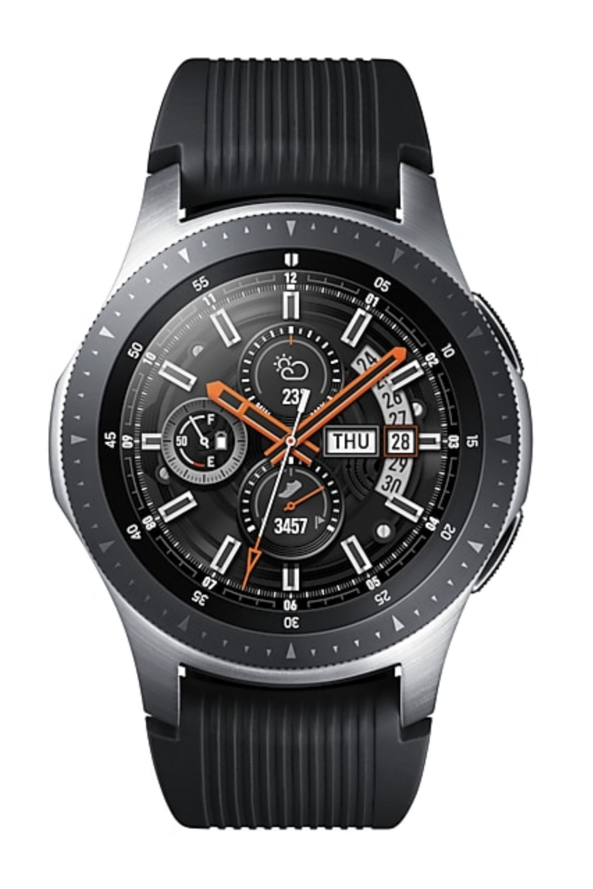 Samsung Galaxy Watch montre connectée sport - Blog SFAM