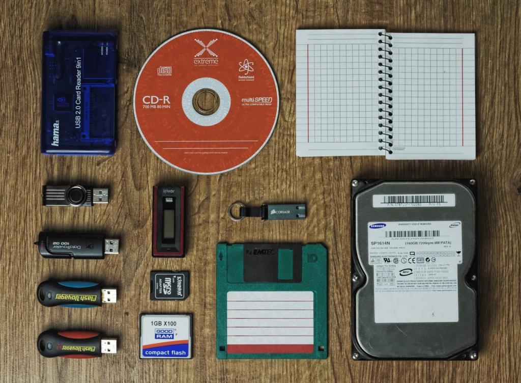 comparatif disque dur externe - blog SFAM