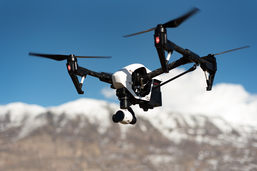 Drone - Blog SFAM