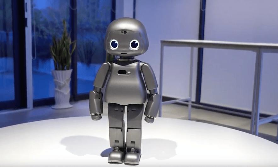 liku robot futuriste - Blog SFAM
