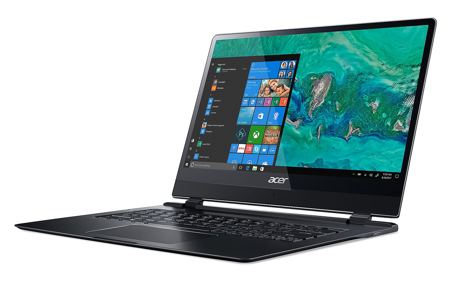 pc portable fin acer swift 7 - Blog SFAM