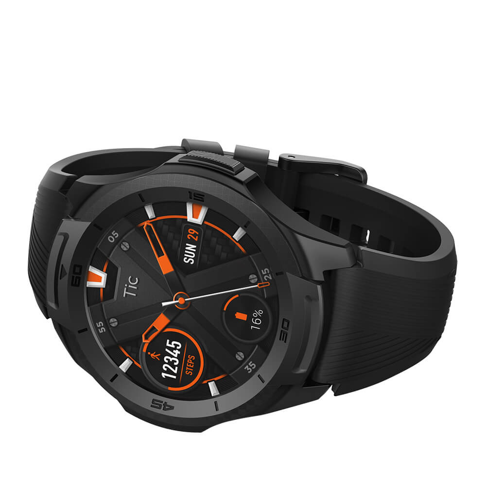 tic watch s2 montre connectee abordable - Blog SFAM