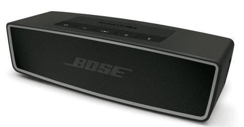 comparatif enceinte bluetooth - Bose SoundLink Mini II enceinte connectée - Blog SFAM