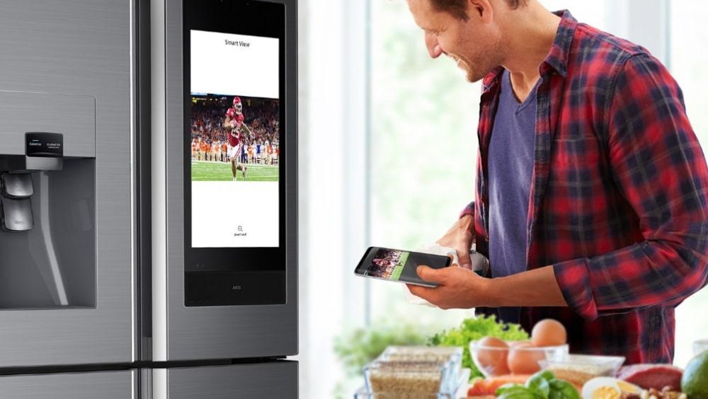 Samsung Family Hub - Blog SFAM