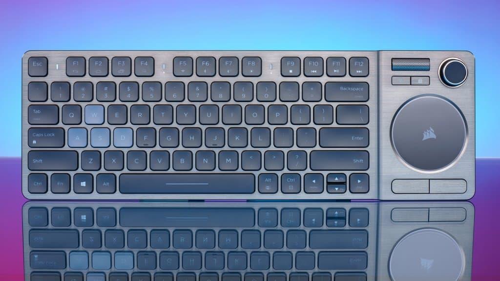 k83 wireless clavier multimedia - Blog SFAM