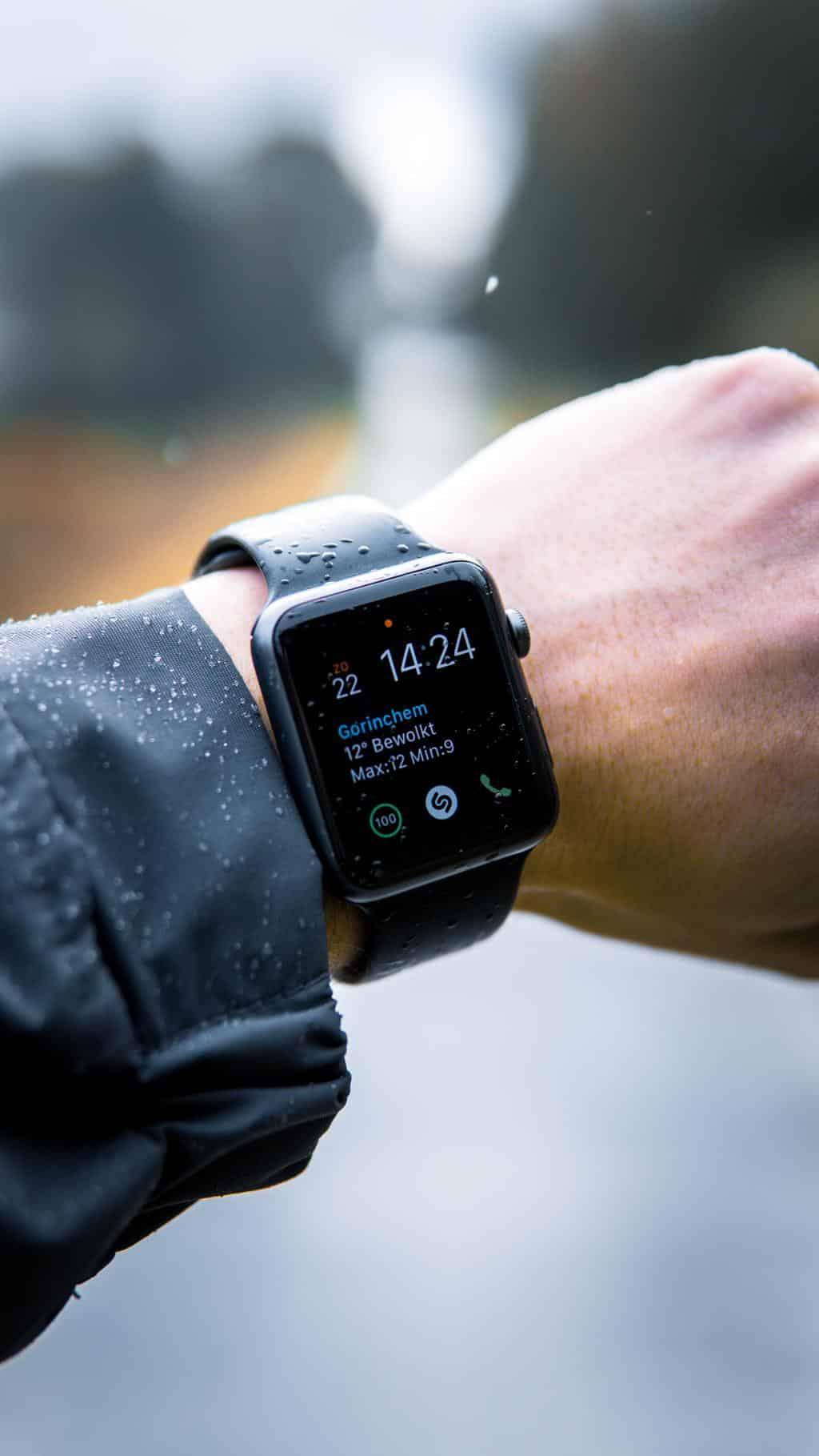 meilleure montre connectée - Blog SFAM