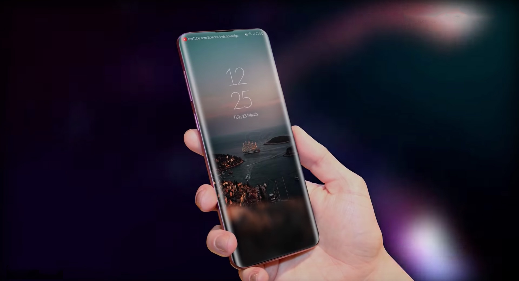 samsung smartphone ecran immacule - Blog SFAM