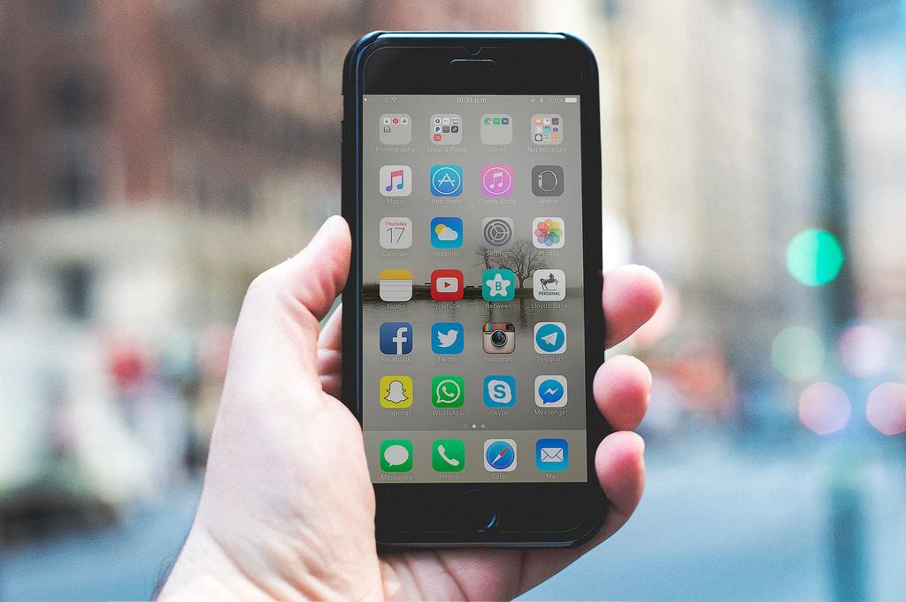 Launcher Smartphone - Blog SFAM