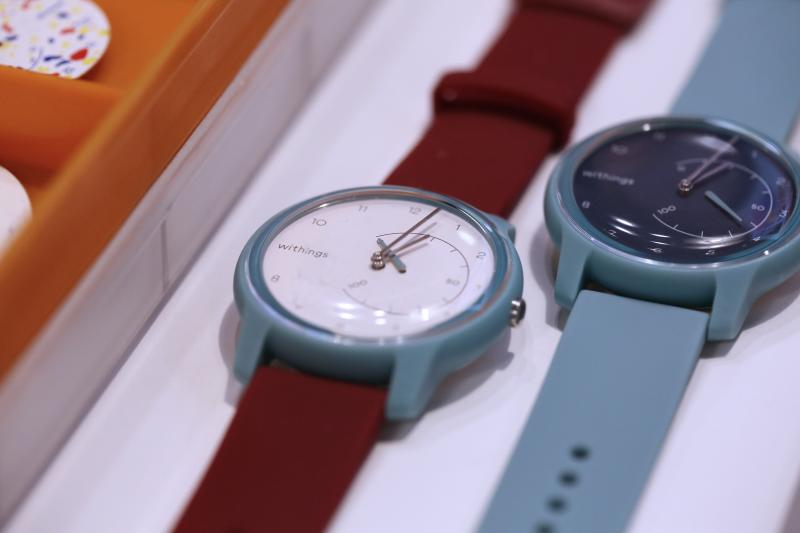 withings move montre connectee personnalisable - Blog SFAM