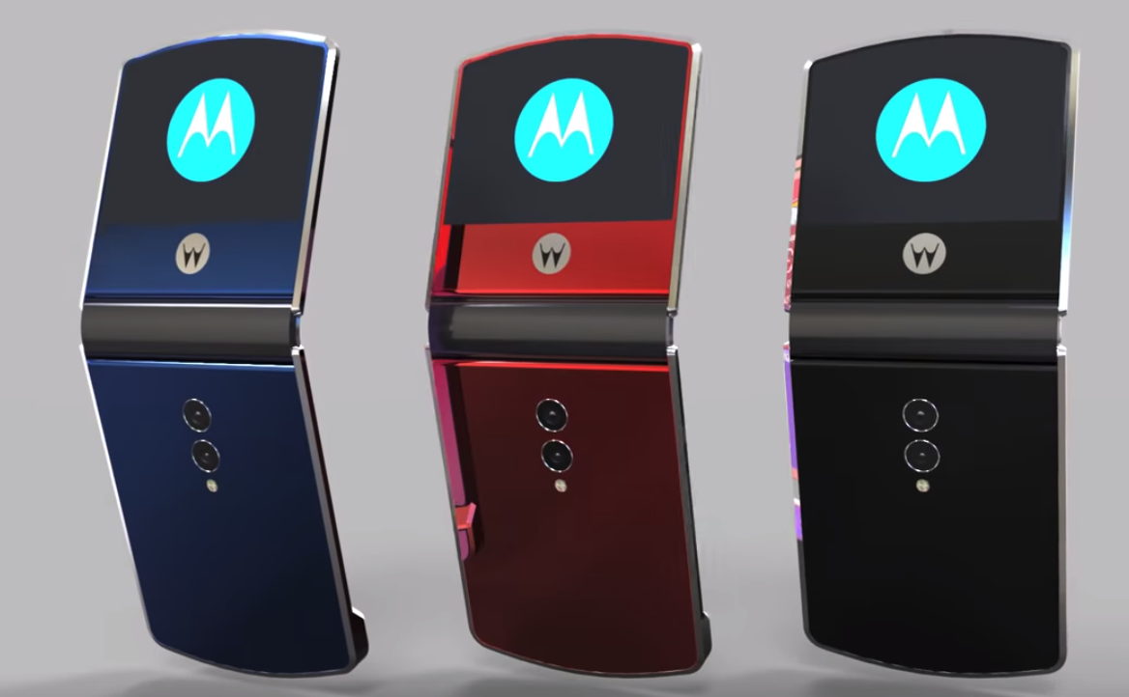 Motorola Razr - Blog SFAM