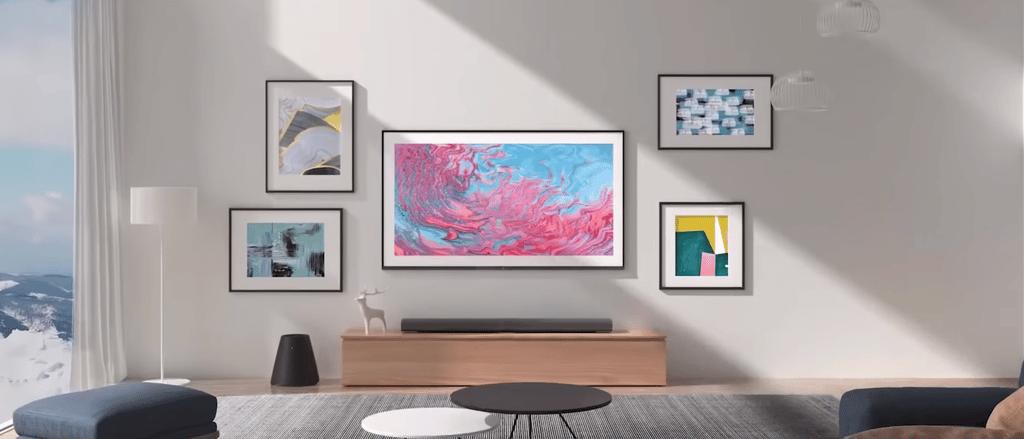 Xiaomi Mi Mural TV - Blog SFAM