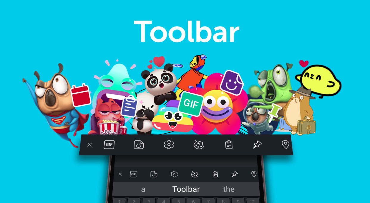 Meilleur clavier Android 2019 / claviers android - blog SFAM
