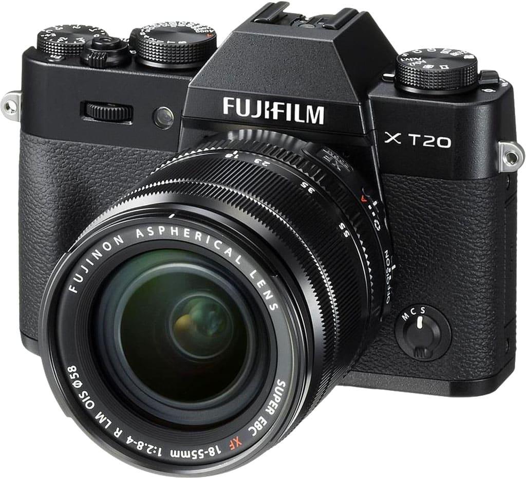 Appareils photo reflex à moins de 1000 euros Fujifilm X-T20 - blog SFAM