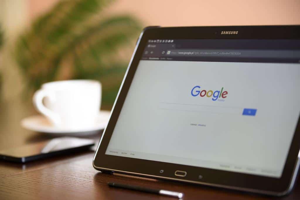 Google - Blog SFAM