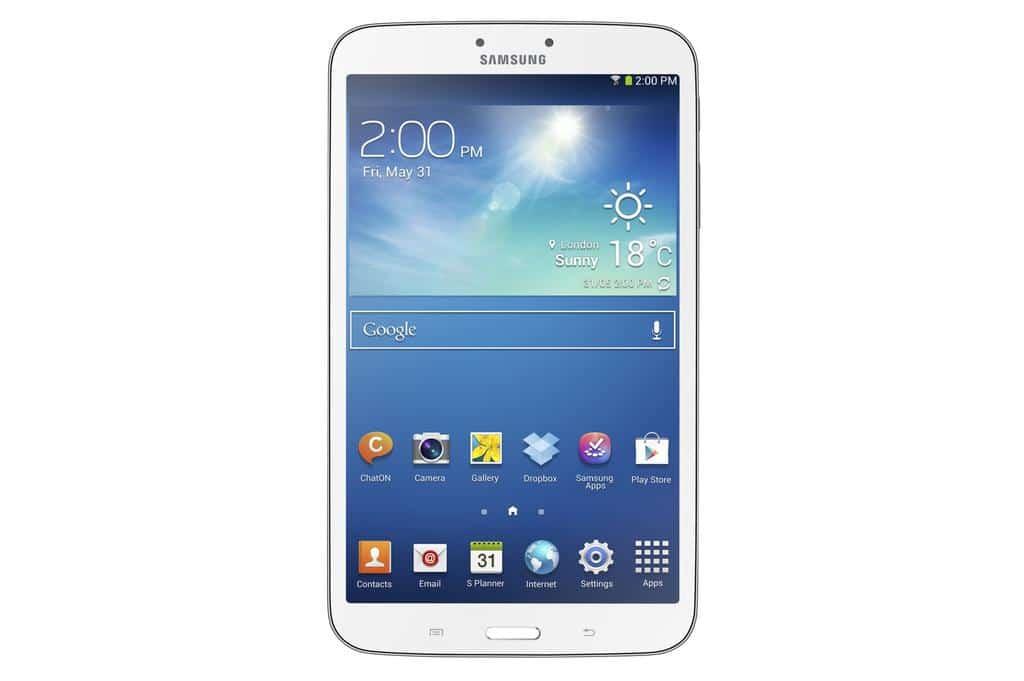 Comparatif de tablettes Samsung / Samsung Galaxy Tab3 - blog SFAM